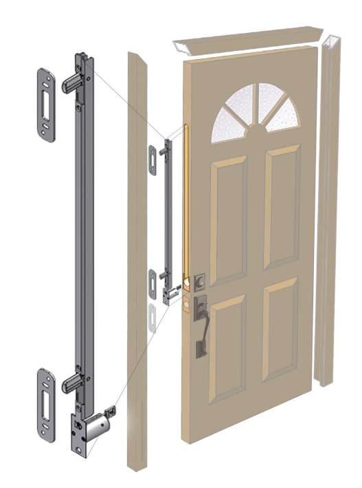 Page 89 reeb millwork 2015 exterior doors for Reeb fiberglass exterior doors