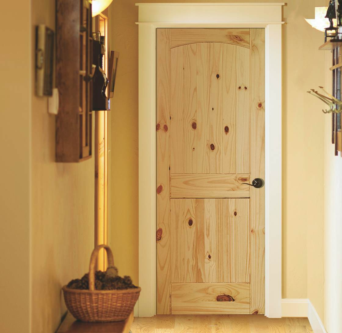 KNOTTY PINE INTERIOR DOORS : pine door - pezcame.com