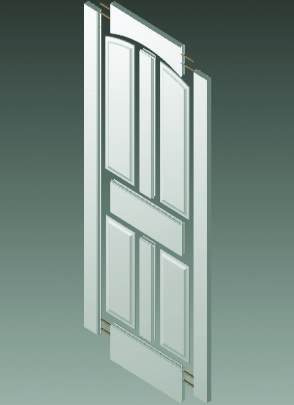 & Page 58 - Reeb Millwork - 2015 Interior Doors