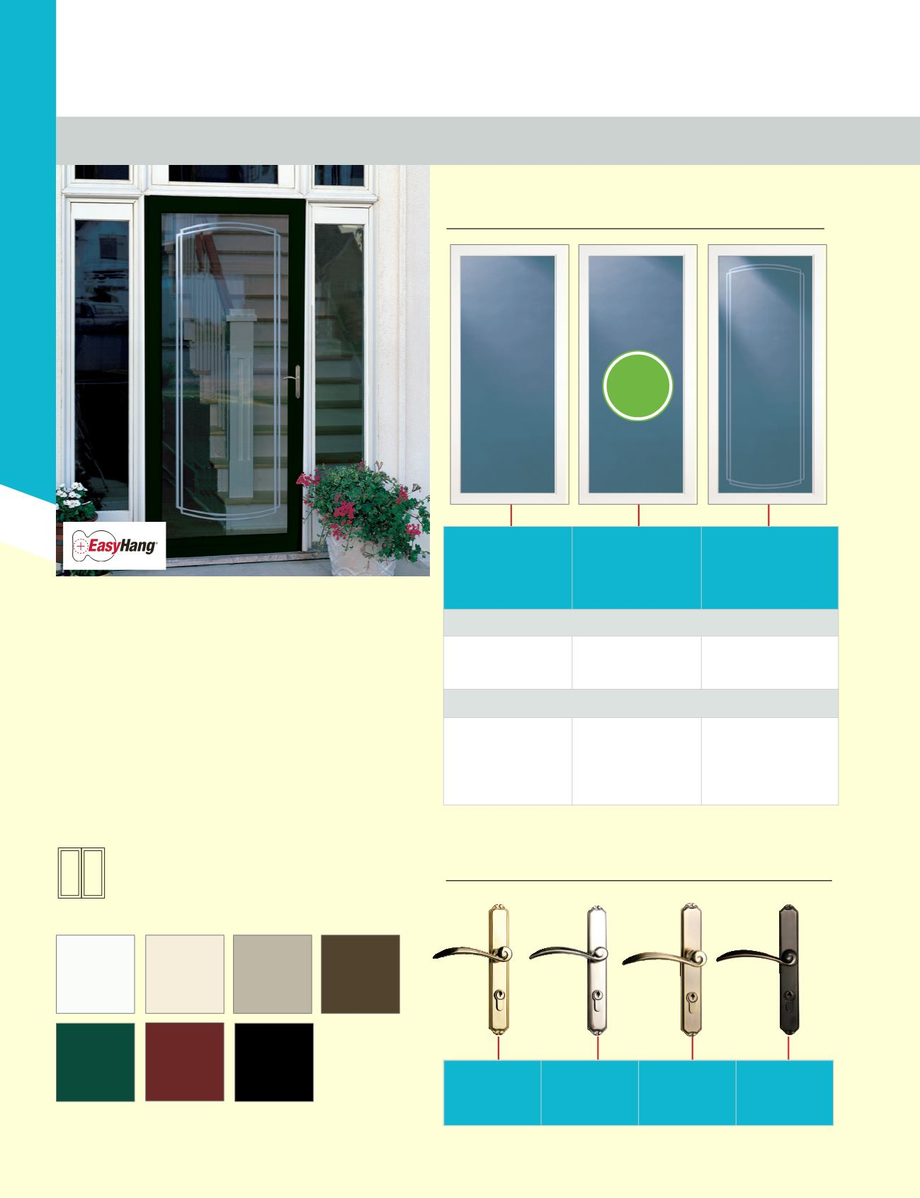 Page on Larson Storm Door Covers